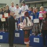 CSŞ Blaj a obținut medalia de bronz la categoria juniori II în cadrul Campionatului Naţional de cros