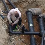 La Mihalţ, s-a semnat contractul de lucrări pentru reţeaua de apă şi canalizare a Cisteiului