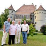 """Câștigătorii concursului """"Vin de casă din must de la Jidvei"""" 2017, premiați la Castelul """"Bethlen-Haller"""" de la Cetatea de Baltă"""