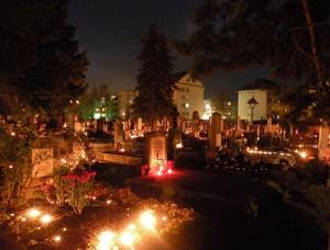 cimitir Ziua Mortilor