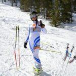 Schioarea Ciocănel Raluca, legitimata la CSS Blaj, este sigură de calificarea la Olimpiada de Iarnă din 2018