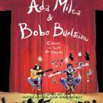 """Mâine, 23 mai 2017: Ada Milea și Bobo Burlăcianu vor concerta la Centrul Cultural """"Iacob Mureșianu"""" din Blaj"""