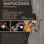 """Joi, 28 decembrie 2017: """"Concert de Sărbători"""" susținut de Orchestra Simfonică Napocensis din Cluj Napoca, la Palatul Cultural Blaj"""