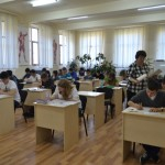 """Concursul județean de matematică """"Mircea Ganga"""" desfășurat sâmbătă la Blaj și-a desemnat câștigătorii"""