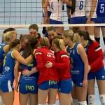 Revenire de senzație pentru campioană: CSM București – Volei Alba Blaj 2-3