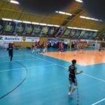 Campioana obține a 14-a victorie din 15 meciuri disputate: CSM Lugoj – Volei Alba Blaj 0-3
