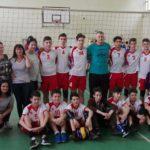 Performanță de excepție pentru CSȘ Blaj: Echipa de băieți a obținut ce-a de-a patra calificare consecutivă la un turneu final!