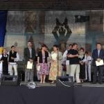 """Astăzi la Blaj pe Câmpia Libertăţii a avut loc prima etapă a concursului """"Cultură pentru Cultură"""""""