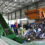 La Tărtăria şi la Blaj se vor construi două staţii de transfer  al deşeurilor
