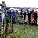 Rămășițele lumești ale episcopului Atanasie Anghel vor fi reînhumate marți la Blaj