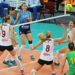 Al doilea eșec în competiția supremă: Dinamo Moscova – Volei Alba Blaj 3-0
