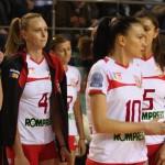 Volei: Coșmarul Blajului cu Dinamo continuă și în semifinale, 3-2 în primul joc