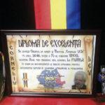 """Comuna Sîncel a primit ordinul de merit, trofeul şi diploma de excelenţă """"CORNELIU LEU"""" 2016"""