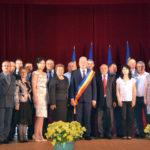 """Ieri, 23 iunie 2016, la Centrul Cultural """"Iacob Mureșianu"""" din Blaj a avut loc o altfel de ședință de constituire a noului Consiliu Local"""
