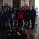 """Între 14 și 18 noiembrie 2016, la Liceul Tehnologic """"Ștefan Manciulea"""" s-a derulat campania umanitară """"Săptămâna legumelor și fructelor donate"""""""