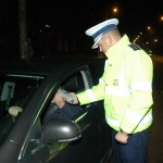 Tânăr de 27 de ani surprins de polițiștii rutieri conducând băut și fără permis, pe strada Eroilor din Blaj