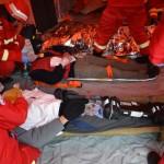 Starea de urgență gestionată exemplar de toate instituțiile implicate în exercițiul simulării unui cutremur efectuat la Blaj