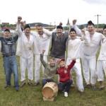 """""""Suntem buni! Avem echipă."""" Şase voinici din Cetatea de Baltă au câştigat Festivalul Cetăţilor Dacice 2015"""
