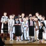 """Rezultate remarcabile obținute la Festivalul de poezie şi muzică religioasă """"CREDO"""" de către elevii Școlii """"Ion Pop Reteganul"""" din Sîncel"""