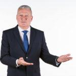 """(P) Alegeri Locale 2016 – Primarul Gheorghe Valentin Rotar, candidat PNL: """"Un milion de euro pentru sănătatea blăjenilor!"""""""
