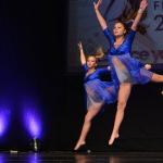 Sportivii de la Gimn Star Blaj au obținut rezultate foarte bune la concursul Bucharest Dance Festival