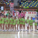 Gimn Star Blaj s-a clasat pe locul I la Festivalul Internațional al Majoretelor și Cupa Dancing Europe de la Arad