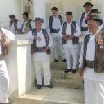 """Grupul vocal bărbătesc """"Sâncelenii"""", mândria comunei"""