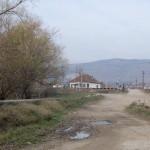 Protest al sătenilor din Cistei, comuna Mihalţ, din cauza exproprierilor