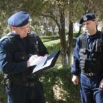 Jandarmii au intervenit ieri la Blaj pentru a aplana un conflict iscat între un ginere şi socrul său care risca să degenereze