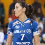 Volei Alba Blaj a transferat-o pe bulgăroaica Lora Kitipova