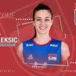 Volei Alba Blaj a transferat-o pe sârboaica Maja Aleksić