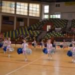 Gimn Star Blaj a participat la Festivalul Internaţional de Majorete de la Arad