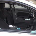 Bărbații care au spart geamul unei mașini la Blaj și au furat un laptop, au primit mandate de arestare pentru 29 de zile