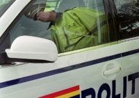 Minor de 15 ani din Jidvei cercetat de polițiști, după ce a fost surprins la volanul unui tractor