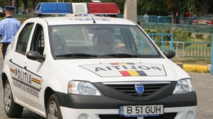 masina_politie_logan