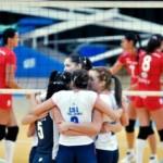 Astăzi în derbyul Ardealului la volei feminin: Volei Alba-Blaj – Medicina Tg. Mureş 3-1