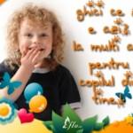Mesaje de 1 Iunie 2014, Ziua Copilului. Ce SMS-uri, felicitări, urări le poţi trimite celor pe care îi consideri copii | blajinfo.ro