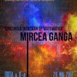 """Sâmbătă, 20 mai 2017: Colegiul Național """"I. M. Clain"""" din Blaj va fi gazda celei de-a VIII-a ediții a Concursului Județean de Matematică """"Mircea Ganga"""""""