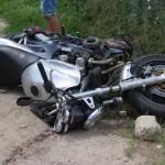 Motociclist din Anglia implicat într-un accident rutier petrecut la Șona