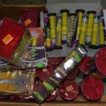 Dosar penal pentru administratorul unei societăți comerciale din Blaj după ce polițiștii au descorerit obiecte pirotehnice expuse la vânzare