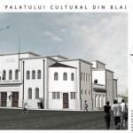 Palatul Culturii Blaj – proiect de reabilitare
