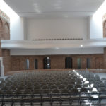 Amenajările interioare ale Palatului Cultural din Blaj, modificate la cererea blăjenilor
