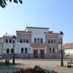 După reabilitare Palatul Culturii va deveni cu siguranță una dintre bijuteriile arhitectonice ale Blajului