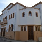 Continuă lucrările la Palatul Cultural din Blaj