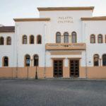 """Transformat din ruină în """"diamant"""", Palatul Cultural din Blaj, pe lista scurtă a celui mai prestigios concurs de arhitectură al Uniunii Europene"""