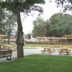 Centru naţional de informare şi promovare turistică în Parcul Avram Iancu