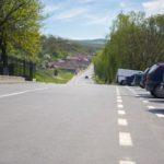 Încă o parcare finalizată la Blaj. Urmează amenajarea de trotuare în Tiur şi pe strada Avram Iancu