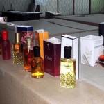 Femeie din județul Mureș amendată de jandarmi la Blaj pentru comerț ilegal cu parfumuri