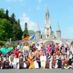 După 4 ani, speranţa a devenit realitate, greco-catolicii din Cetatea de Baltă, în pelerinaj la Padova şi Lourdes