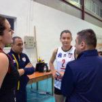 """Antrenament cu public în compania """"lanternei roşii"""": Penicilina Iaşi – Volei Alba Blaj 0-3"""